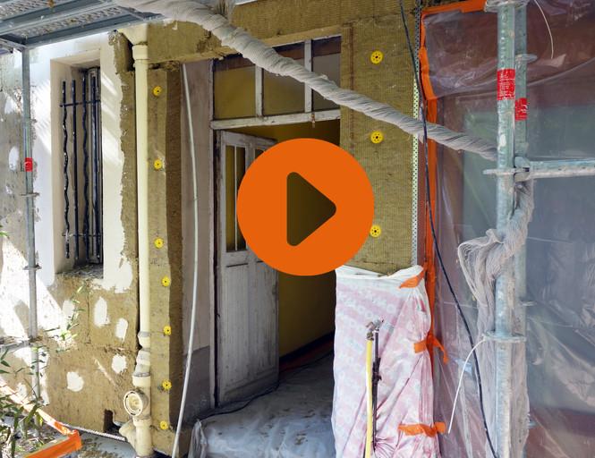 Vidéo rue Albert : une ecorénovation exemplaire