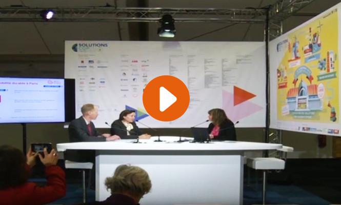 Plateau TV : enjeux de la mobilité durable à Paris