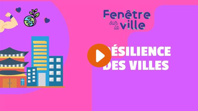 Résilience : comment les villes se préparent au pire ! / © Demain la Ville