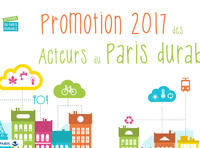 Acteurs du Paris Durable