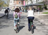 Vélo à Paris