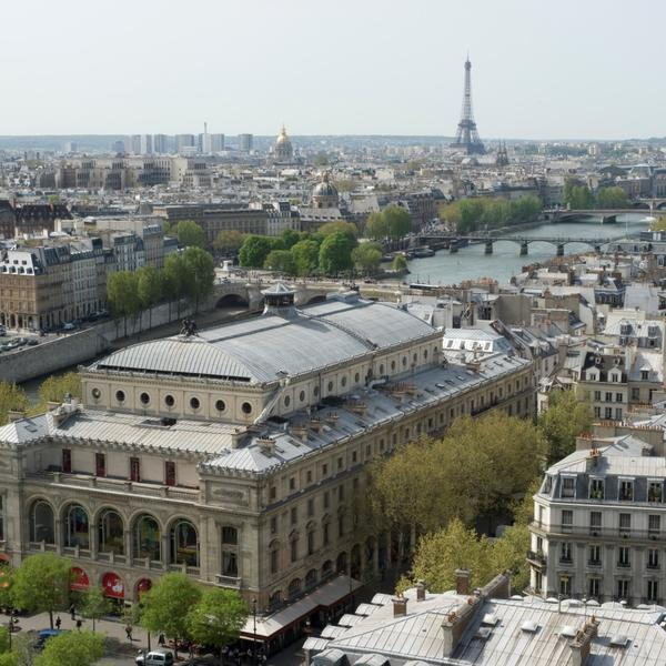 Vue Paris