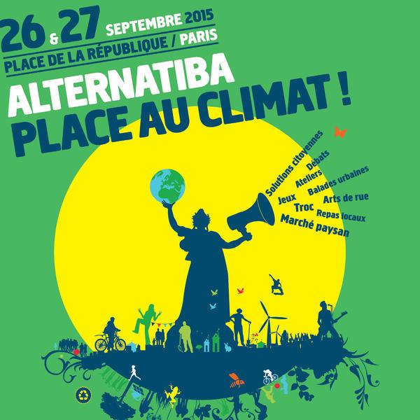 Logo Alternatiba Paris
