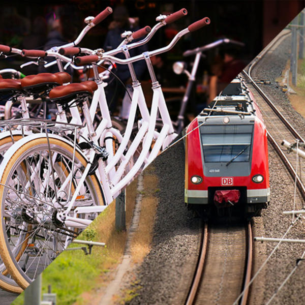 intermodalité velo-train