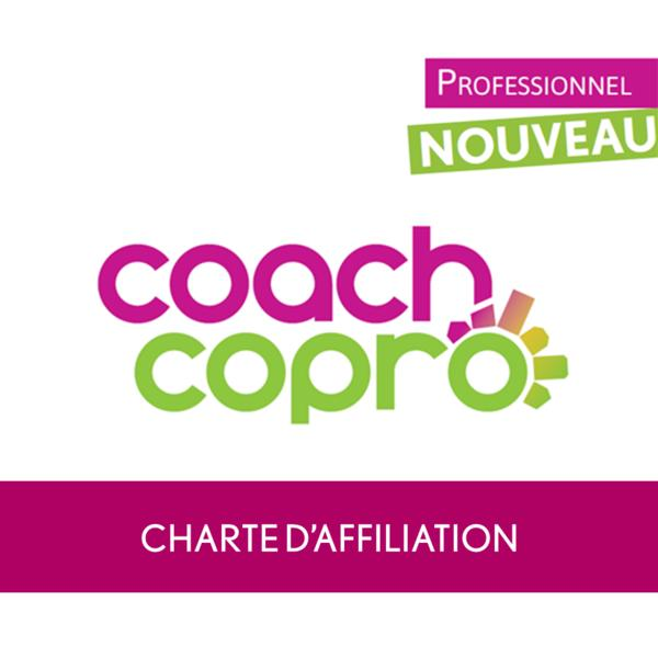 Charte d'affiliation au dispositif CoachCopro®
