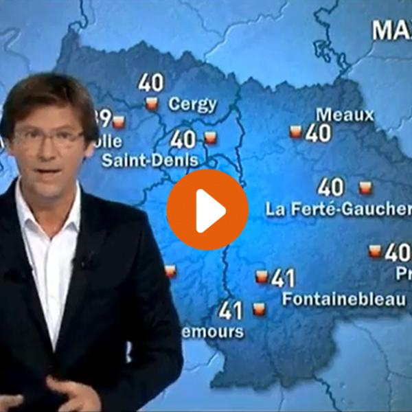 Grand Reportages France 3 : le changement climatique