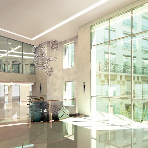 Oïkos : Un bâtiment tertiaire BBC-HQE