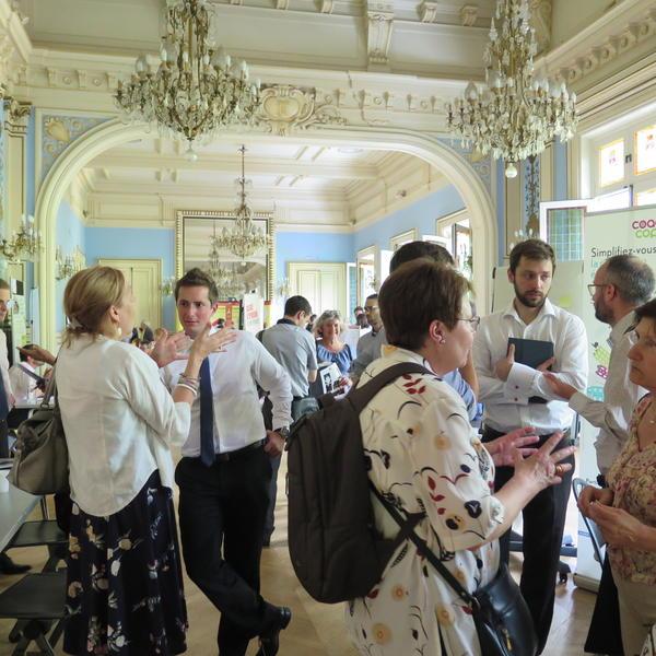 forum parisien de la rénovation énergétique en copropriété