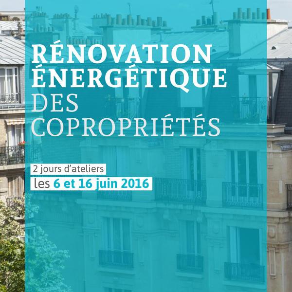 Formation Rénovation Copropriétés
