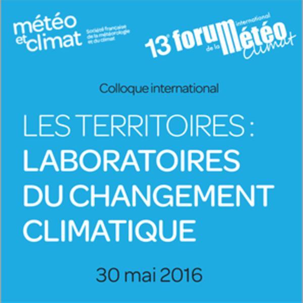 Colloque Météo et Climat