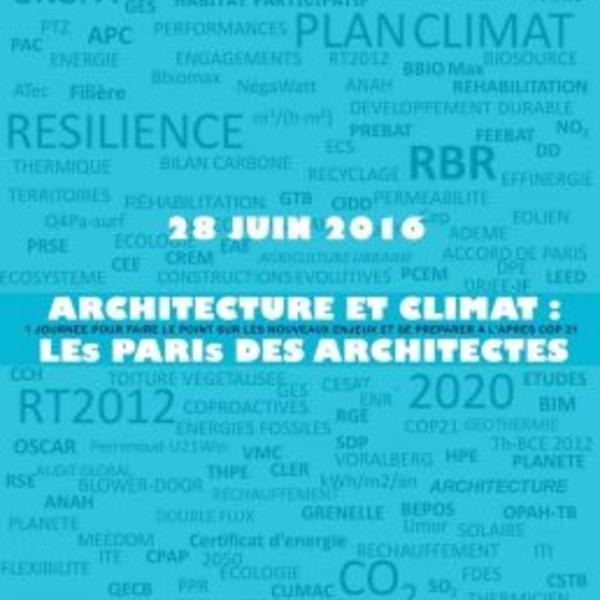 Architectes et climat