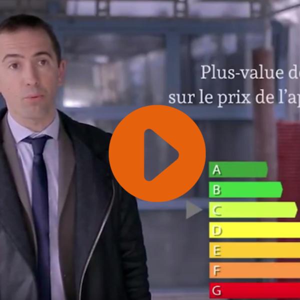"""Vidéo """"Pourquoi éco-rénover ?"""" L'exemple de la copropriété Du Guesclin (Paris 15)"""