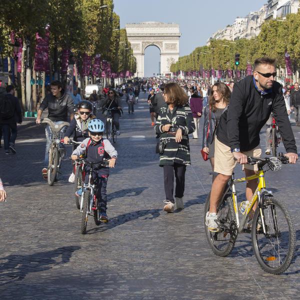 Paris, ville engagée pour une mobilité durable