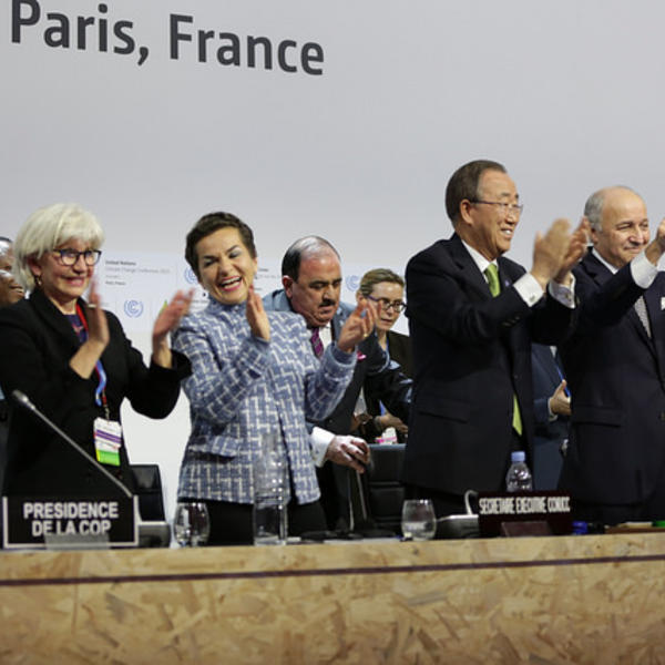 L'accord de Paris suite à la COP21
