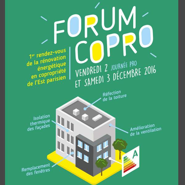 forum copro rénovation énergétique est parisien