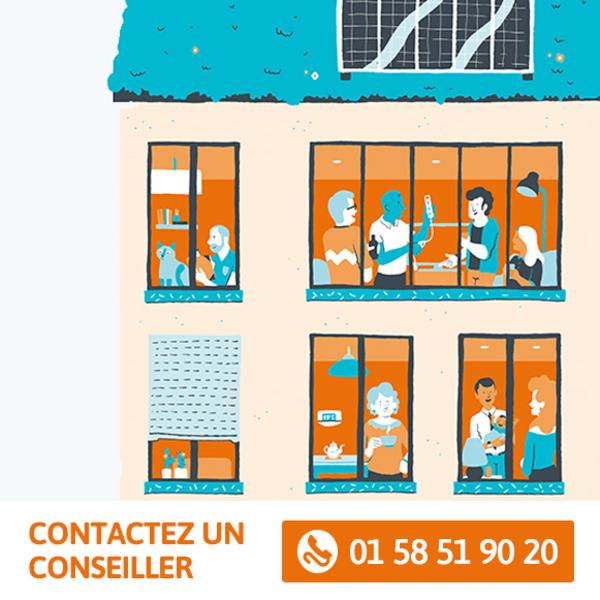 contactez un conseiller de l'agence parisienne du climat