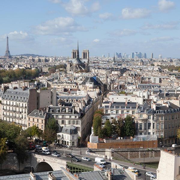 Paris recompensée pour ses opérations exemplaires menées en faveur des copropriétés