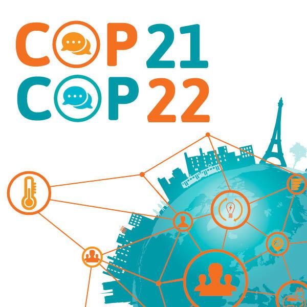 café climat COP 21 22