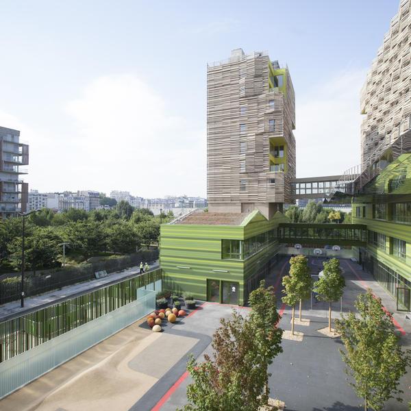 Urban learning : l'énergie dans les projets urbains