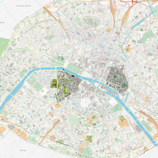 Plan Local de l'Urbanisme - Ville de Paris