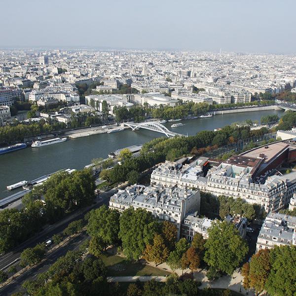 eau Paris