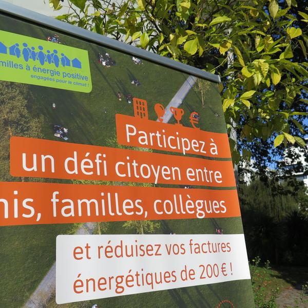 defi familles à énergie positive