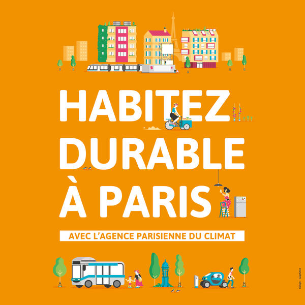 Habitez durable Paris