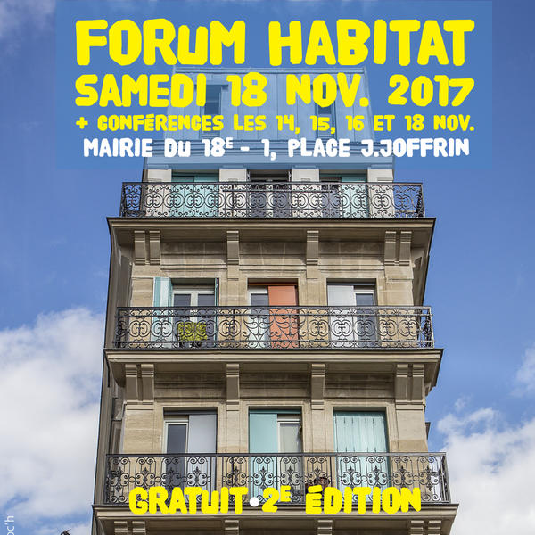 Forum de l'Habitat 18ème