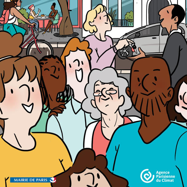 Guide citoyen sur le plan climat de Paris