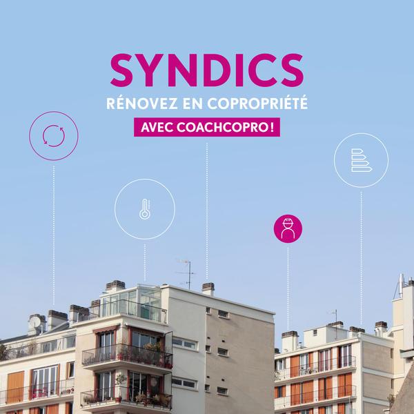 Syndics, rénovez en copropriété avec CoachCopro