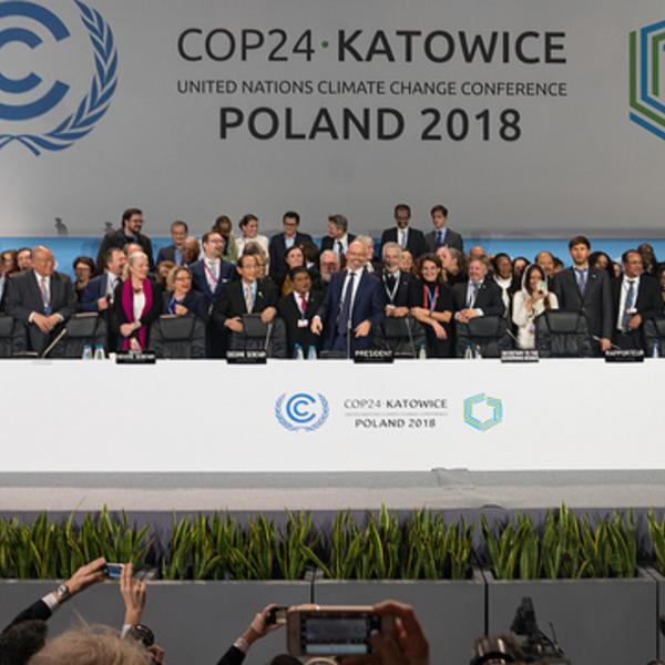 Clôture de la COP24