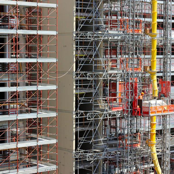 Construction chantier Paris Action Climat