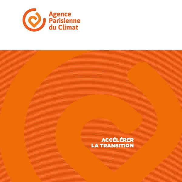 Agence Parisienne du Climat plaquette