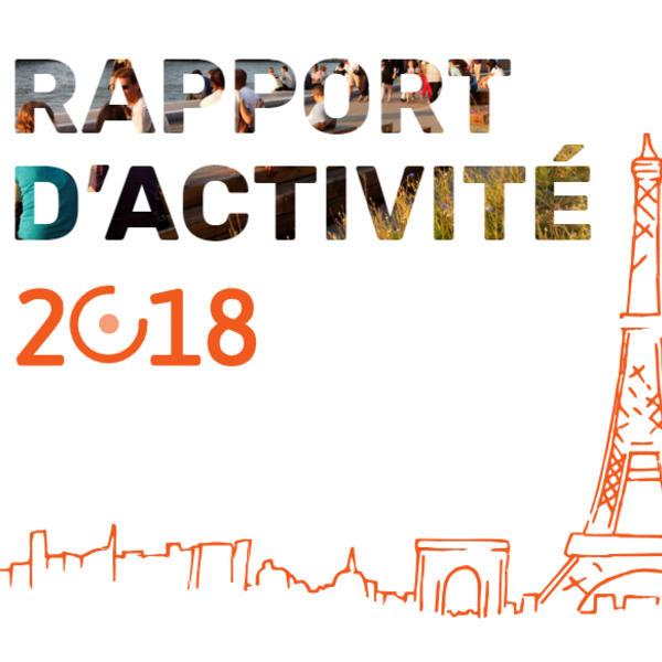 Rapport d'activité Agence Parisienne du Climat
