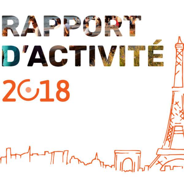 Rapport d'activité 2018 Agence Parisienne du Climat