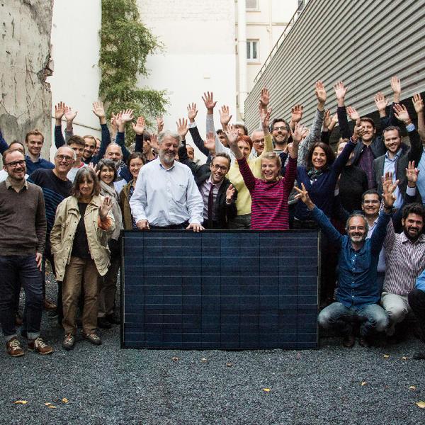 La coopérative d'énergies renouvelables Enercitif