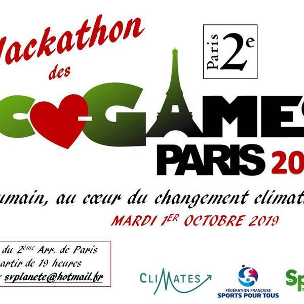Hackaton des Eco-Games 2019