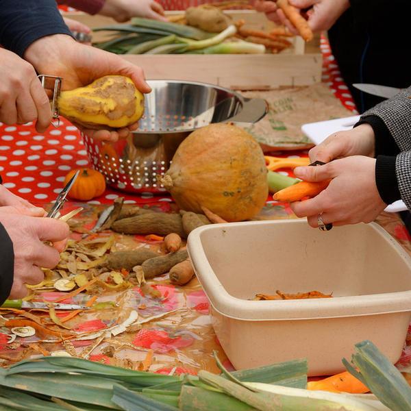 Journée nationale de lutte contre le gaspillage alimentaire