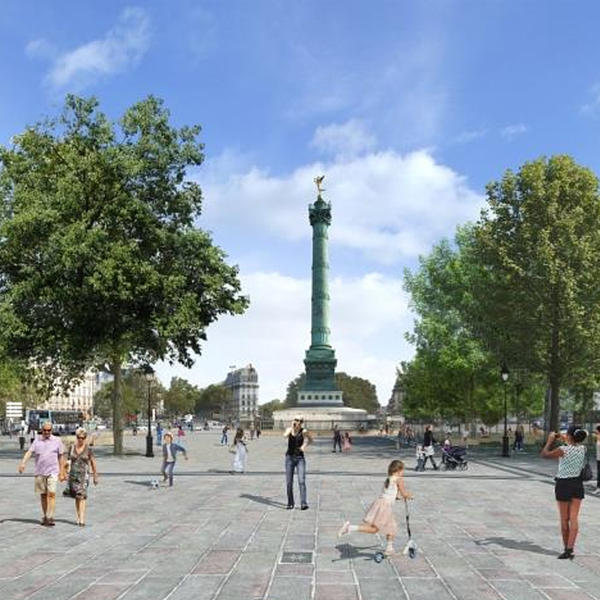 Future place Bastille