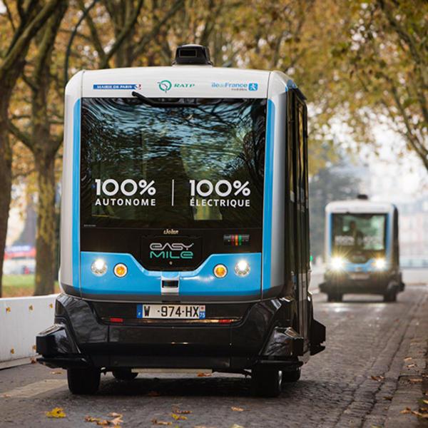 Décryptage loi LOM - bus électrique à Paris