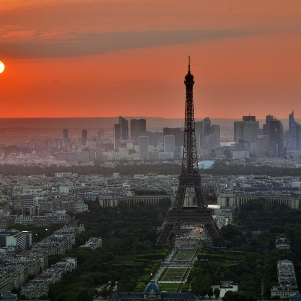Empreinte carbone de Paris