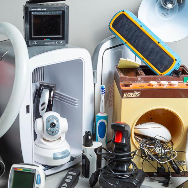 Des déchets électroniques toujours plus nombreux selon l'ONU
