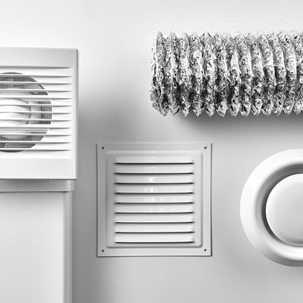 Ventilation copropriété