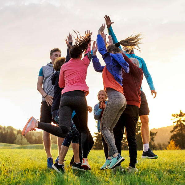 Les sportifs et sportives s'engagent pour l'environnement