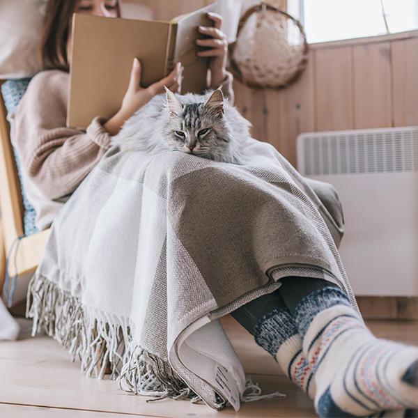 Confort d'hiver chez soi