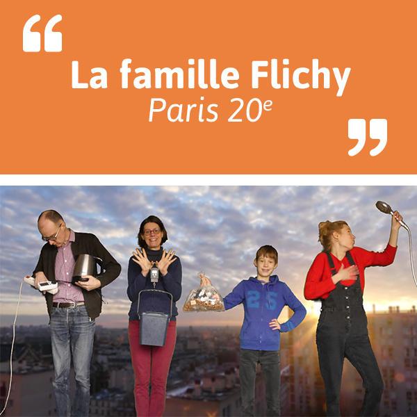 Famille Flichy