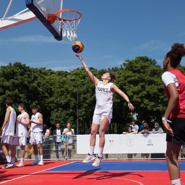 Joueuses de basketball