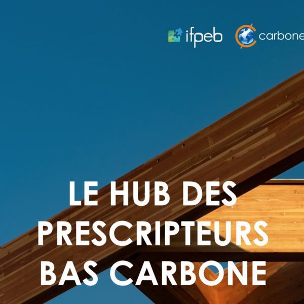 Hub des prescripteurs bas carbone