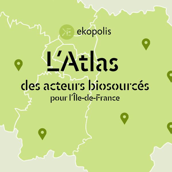 Atlas des acteurs biosourcés