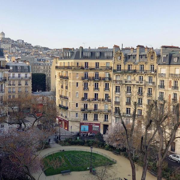 Immeubles parisiens construits avant 1949, Paris 18e